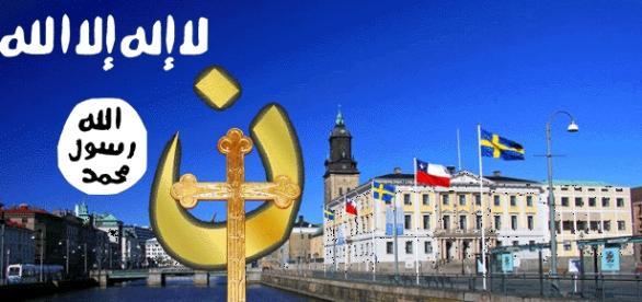 Creştinii au fost ameninţaţi de ISIS
