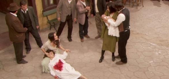 Il Segreto: Candela ferita salva Esperanza
