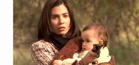 Il Segreto: Maria spara a Francisca.