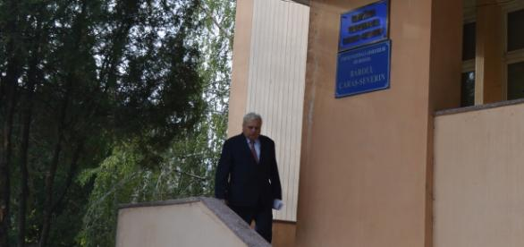 Ionesie Ghiorghioni vicepreședintele CJ CS