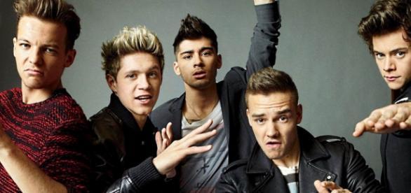 Os One Direction fizeram fortuna em 2014.