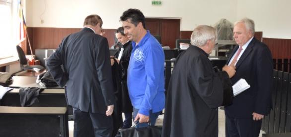 Procesul de la Tribunalul Caraş-Severin