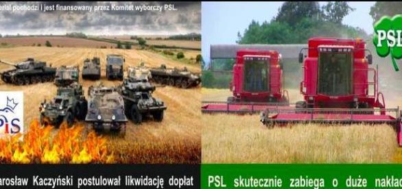 PSL walczy z PiS o głosy mieszkańców wsi