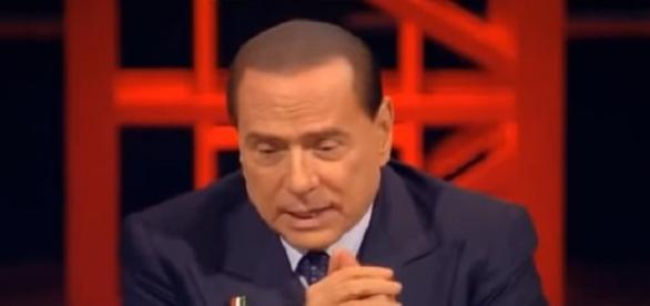 Silvio Berlusconi leader Forza Italia