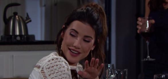 Steffy Forrester soap opera Beautiful