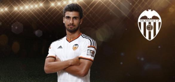 A. Gomes el mago del Valencja CF