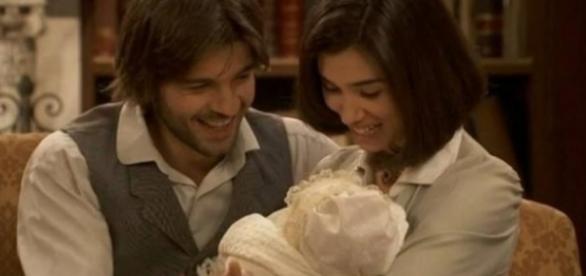 Il Segreto 3 stagione: Maria, Gonzalo, Esperanza