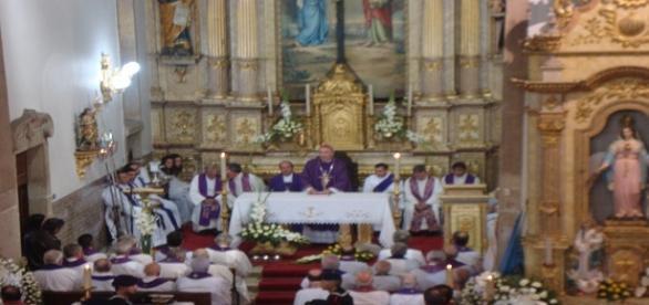 Celebração exequial presidida por D.Jorge Ortiga