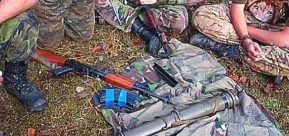 Dwa typy broni najprzydatniejsze dla partyzantów