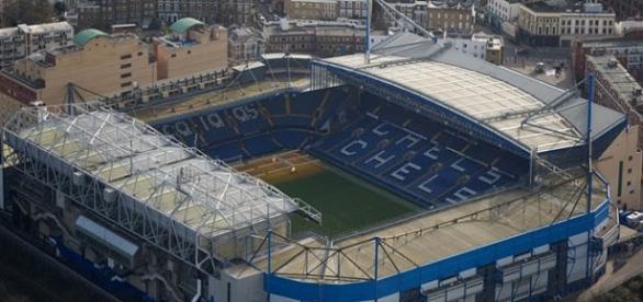 Estádio de Stamford Bridge, Londre