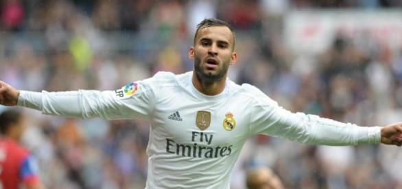 Jesé celebra su gol conseguido frente al Levante
