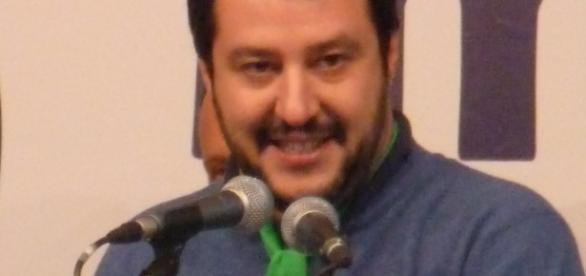 Matteo Salvini, leader di Noi con Salvini.