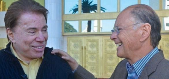 Silvio Santos e Edir Macedo vivem climão