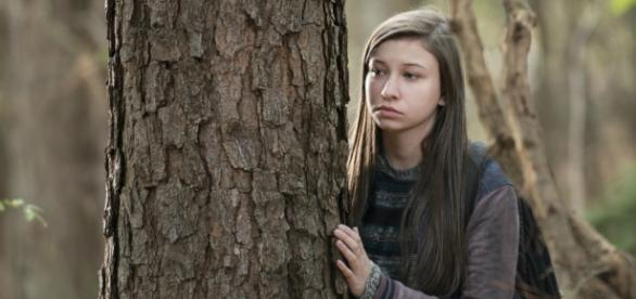 The Walking Dead 6x02 'JSS', Enid