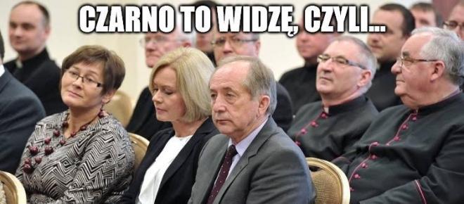 Absurdy kampanii wyborczej – w Elblągu na listach ZL klerykał Władysław Mańkut