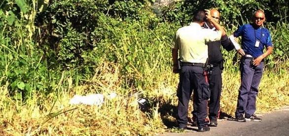 Corpo do emigrante encontrado com vários tiros
