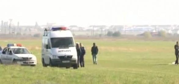 Doi paraşutişti au murit la Clinceni