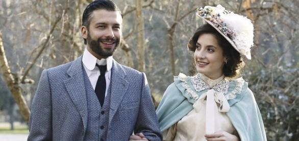 Felipe e Celia in una foto di Teleprograma.