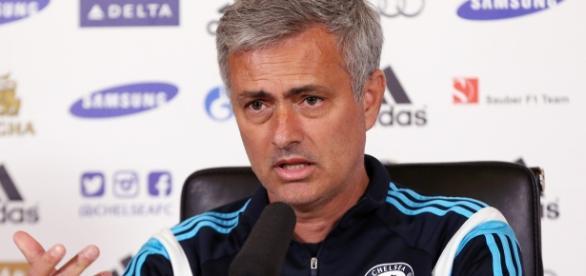 José Mourinho admite que seu time não está bem.