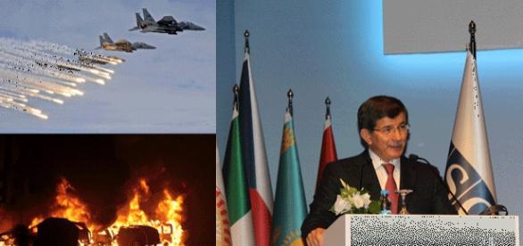 Premierul turc Davutoglu avertizează Rusia