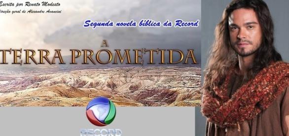 Record muda o nome de 'Josué e a Terra Prometida'