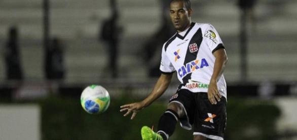 Rodrigo foi autor de um dos gols do Vasco