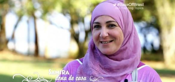 Samira é a grande vencedora do Bake Off Brasil