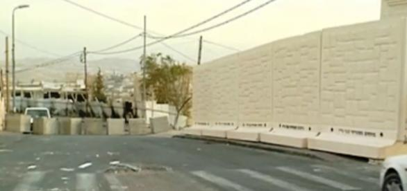 Captura de pantalla El muro de Jerusalen