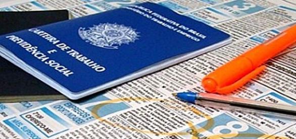 Contratações no estado do Paraná