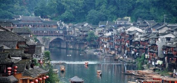 Fenghuang es todo un paraiso mágico