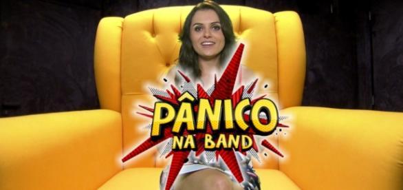 Panico na Band faz clipe para Monica Iozzi