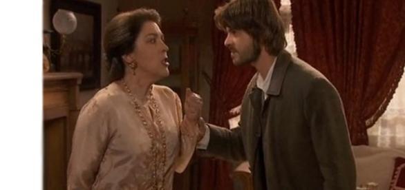 Anticipazioni Il Segreto: Gonzalo e Francisca.