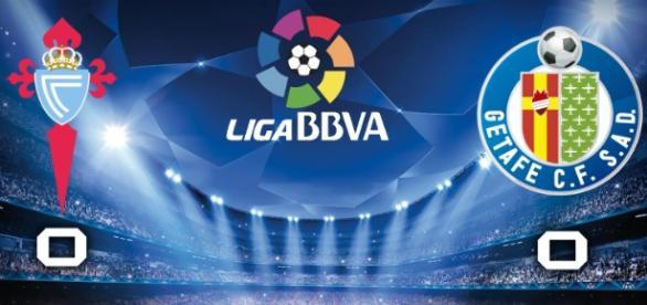 Celta Vigo 0-0 Getafe Liga BBVA