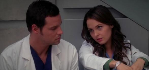 Grey's Anatomy: Alex e Jo avranno un bambino?