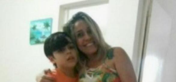 mãe matar filho envenenado com chumbinho.