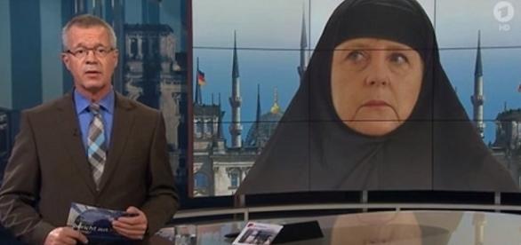 Niemiecki szariat? Komu służy Angela Merkel?