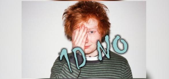 O cantor não quer mais saber do One Direction