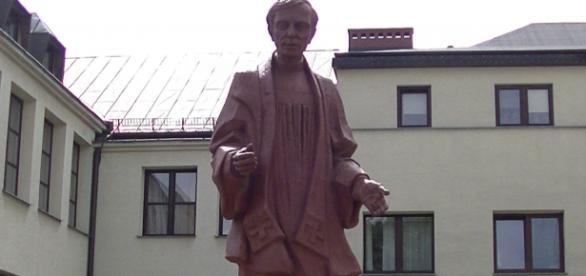 Pomnik ks. Jerzego Popiełuszki