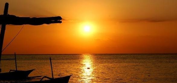 Puesta de Sol Bali- Pixabay Galery