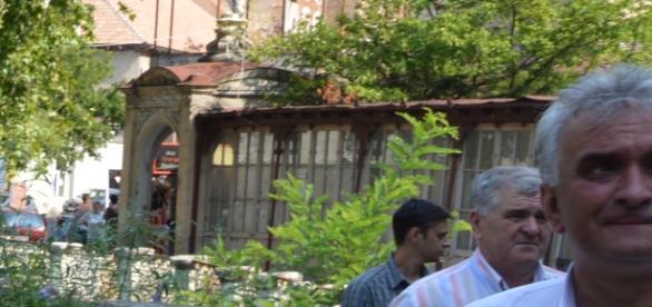 Viceprimarul Gore Domilescu din Herculane