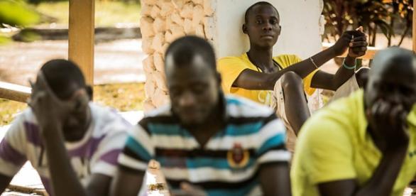 Haitianos e Africanos em território brasileiro.