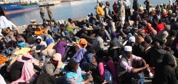 Imigrantes africanos, com o sonho europeu!