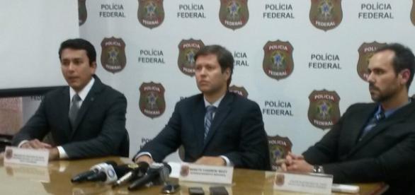 Policia Federal prende quadrilha por fraude.