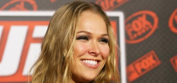 Ronda Rousey a bela e fera do MMA tem um novo amor