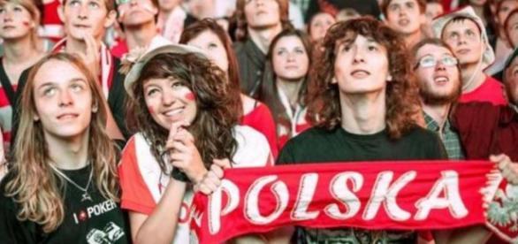 Młodzi Polacy (fot. AFP/interia.pl)