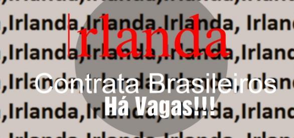 Vagas para Brasileiros na Irlanda!!!