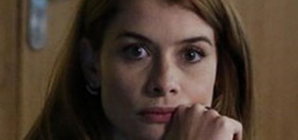 Alinne Moraes volta a gravar 'Além do Tempo'