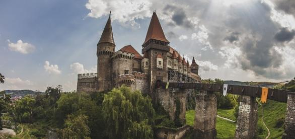 Corvin Castle known as Hunyady Castle