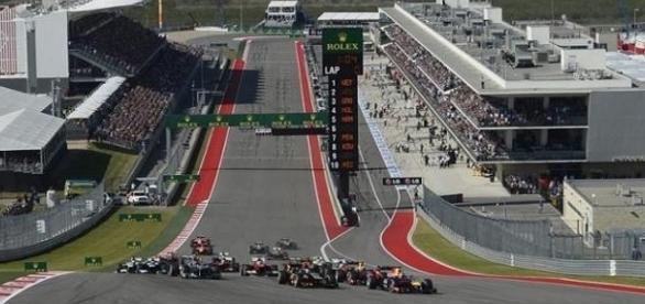 Programmi TV 24 - 25 ottobre: Gran Premio Austin