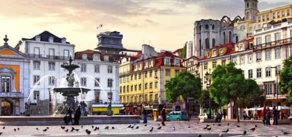 Vagas em Lisboa. Foto: Visit Portugal.